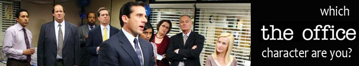 Which Office Character Are You?