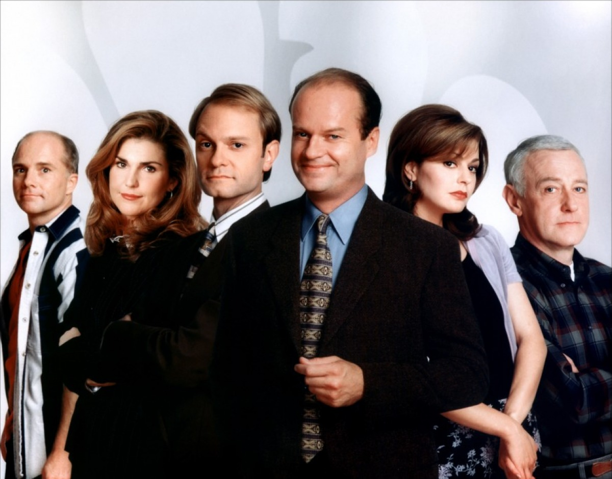 Frasier, una serie imprescindible.