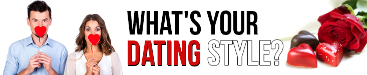 What your dating style quiz
