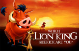 which_lion_king_sidekick_are_you_featured