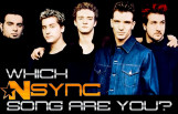 which_nsync_song_are_you_featured