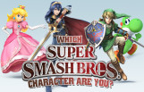 which_super_smash_bros_character_are_you_featured