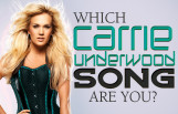 which_carrie_underwood_song_are_you_featured